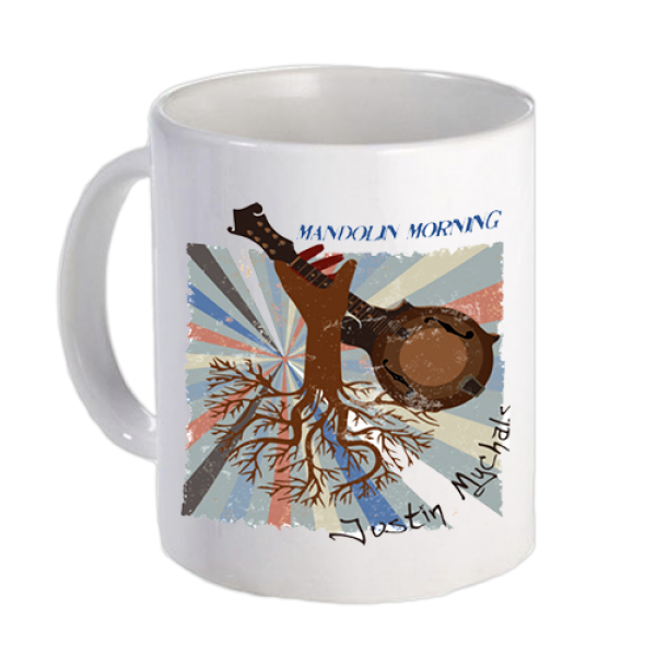 Mandolin Morning Coffee Mug