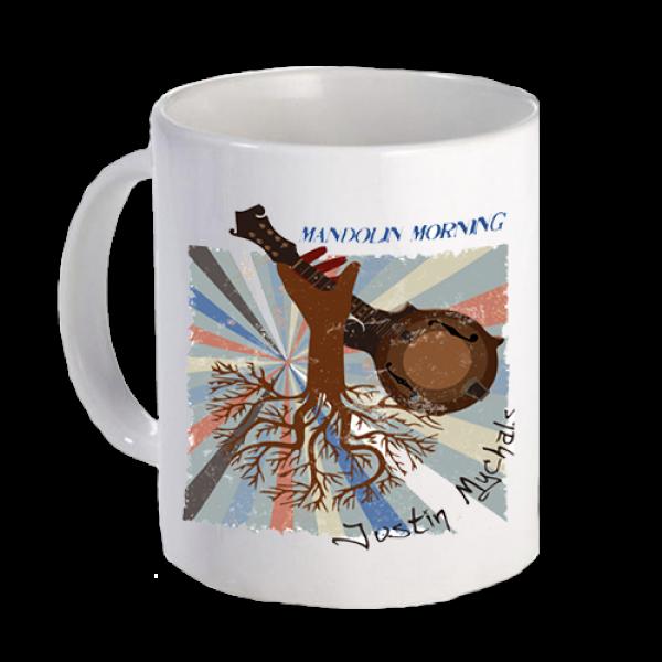 Mandolin Morning Coffee Mug