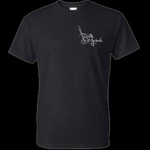 Justin Mychals- Logo T Shirt