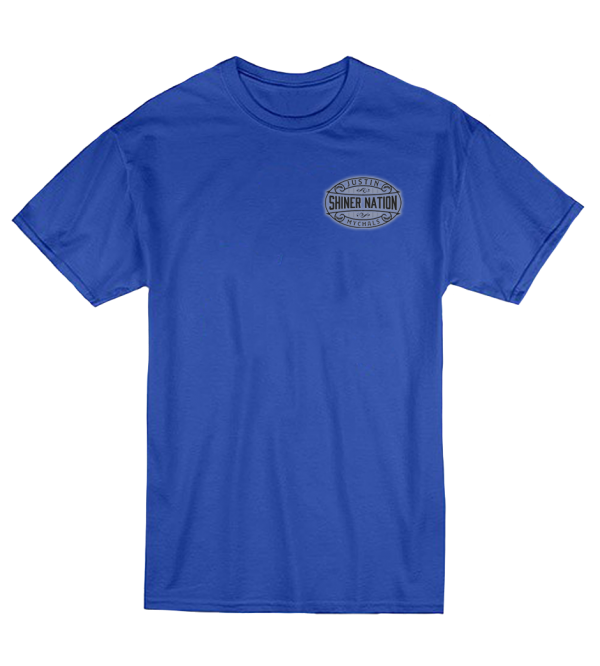 Justin Mychals- Shiner Nation T Shirt
