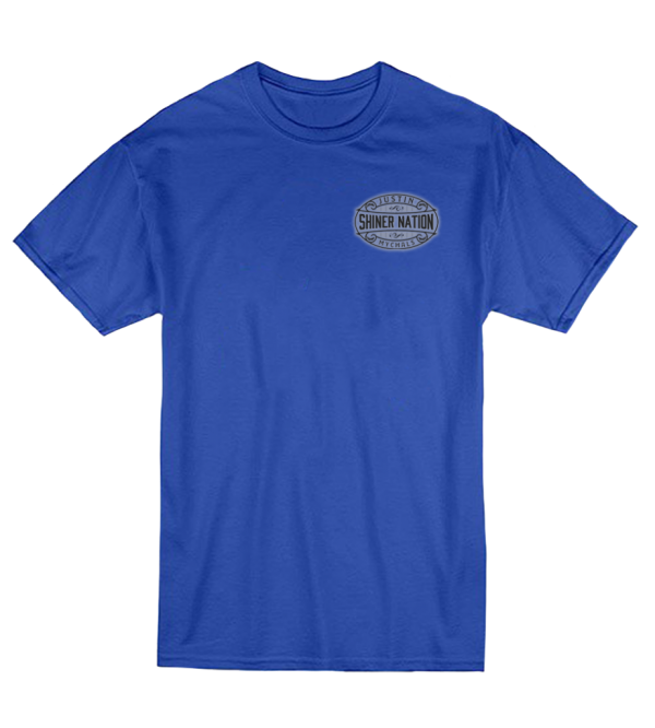 Justin Mychals Shiner Nation T-Shirt