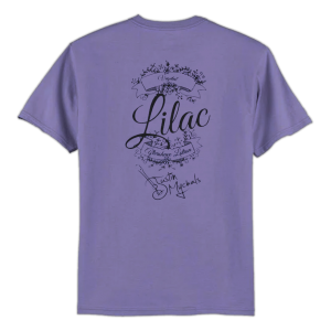Lilac Album Cover Artwork T-Shirt