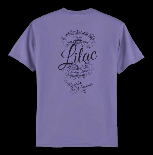 Lilac Album Cover Artwork T-Shirt