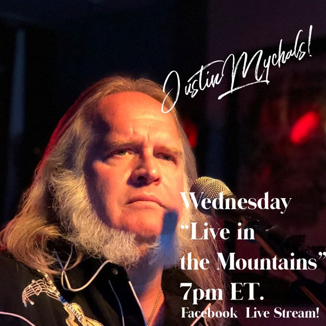 """Live in The Mountains"" on Wednesday Nights!"