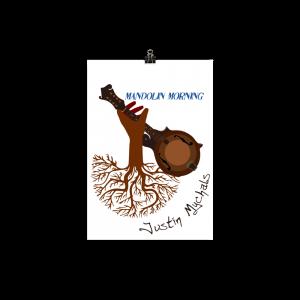 Mandoling Mornin' Poster