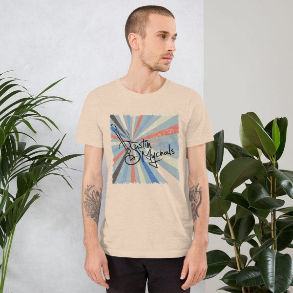 Justin Mychals Mandolin Mornin Short-Sleeve Unisex T-Shirt