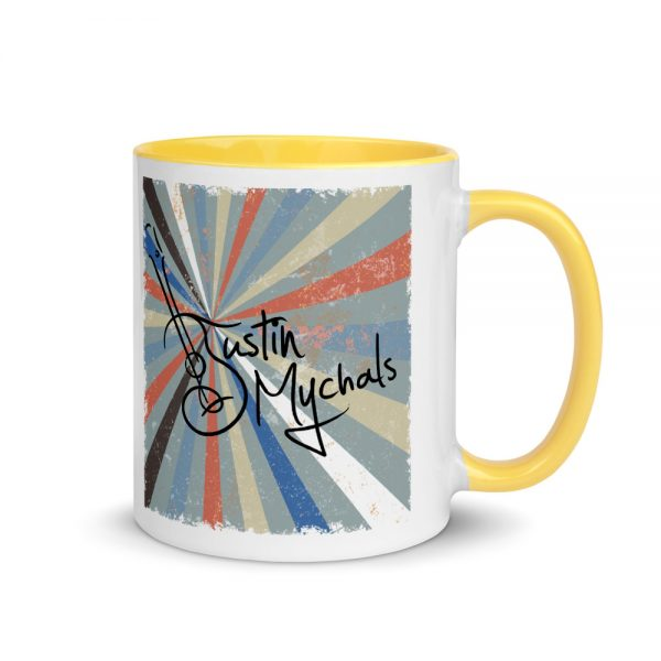 Mandolin Mornin' Mug with Color Inside