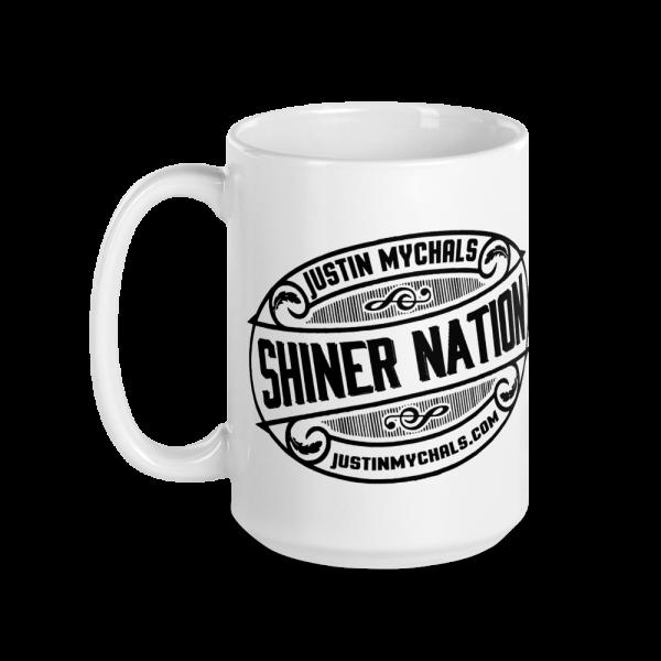 Shiner Nation Justin Mychals Coffee Mug