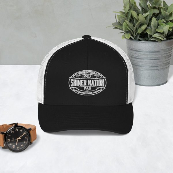 Shiner Nation Trucker Cap