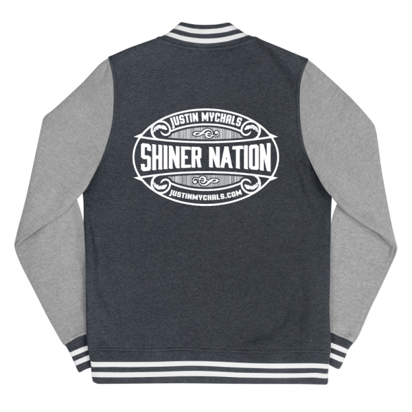 Shiner Nation Women's Letterman Jacket